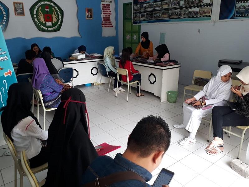 Kuota Penerimaan Maba Gelombang II, Terbatas..