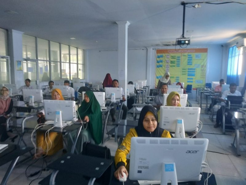 Universitas Ichsan Gelar Workshop Pengoprasian Turnitin Ditingkat Fakultas