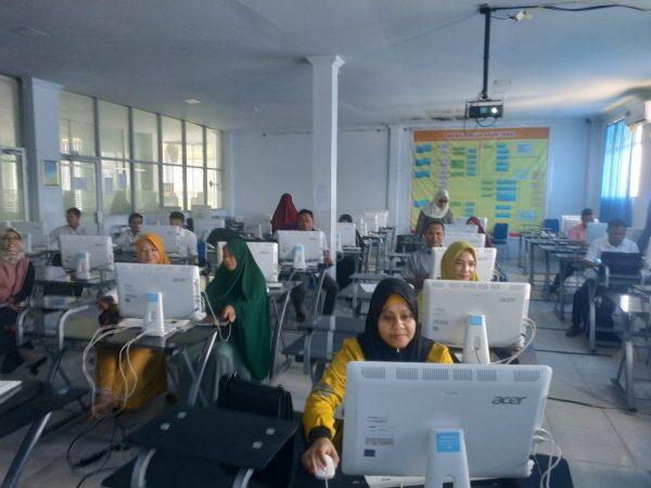 Universitas Ichsan Gelar Workshop Pengoprasian Turnitin Ditingkat Fakultas